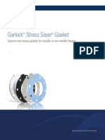 Garlock Stress Saver