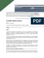 Variantes biomecanicas