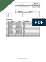 INS-PR-005 Uso de Elementos de Protección Personal