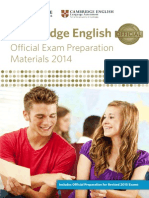 Exams Catalogue-2014