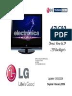 Lg 47lg90 Led Lcd Tv Training- Jcrl -1