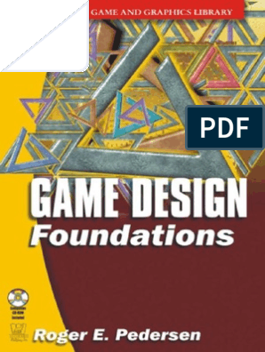 Game Design Foundations | Gaming | Leisure