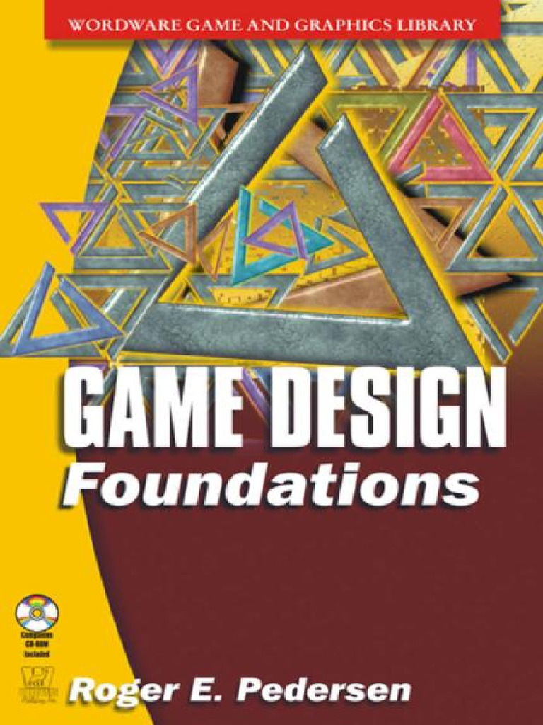 4836ea7570446 Game Design Foundations | Gaming | Leisure