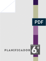 Planificador MAT6