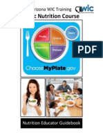 Basic Nutrition Guidebook