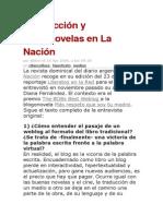 Blogonovelas en La Nación