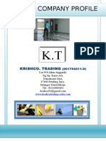 Krishco Trading CLEANING