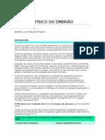 Perfil Biofisico Do Embriao Capitulo-livro