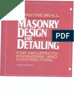 116991172 Masonry Designdet