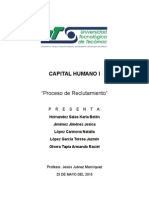 Capital Humano I