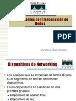 2. Componentes de Interconexion de Redes