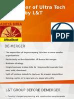 De-merger of Ultra Tech Cement by L&T.pptx