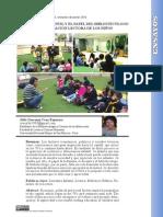LA LITERATURA INFANTIL Y EL PAPEL DEL BIBLIOTECÓLOGO EN LA FORMACIÓN LECTORA DE LOS NIÑOS