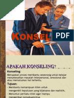 Konseling 2013