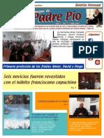 Amigos de Padre Pio Julio 2015