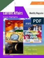 current affairs india 2015