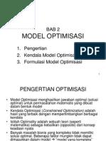 Modul OR - BAB 2