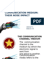The Communication Medium
