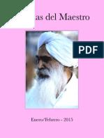 Charlas Del Maestro 2015 ENE FEB