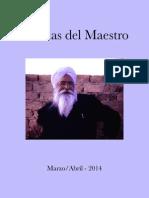 Charlas Del Maestro 2014 MAR ABR