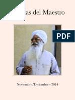 Charlas Del Maestro 2014 NOV DIC