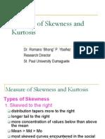 Measures of Skewness