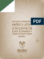 Las Tertulias Literarias Del Pasado (Cafés Literarios de América Latina)