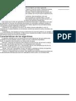 Algoritmos y Diagramas de Flujo PII