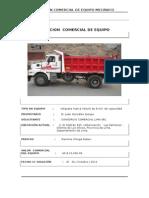 Valuaciones Modelo Tas. Comerc. de Equipo (2014-1)