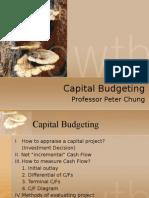 4 Capital Budgeting.summer 2015.Students