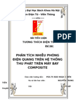 _EMC_NGUYỄN TRUNG TIẾN _Analysis of Corona Discharge Interference on Antennas on Composite Airplanes