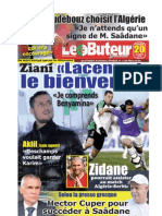 LE BUTEUR PDF du 20/02/2010