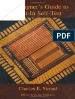 A Designer's Guide to Built-In Self-test - Charles E. Stroud