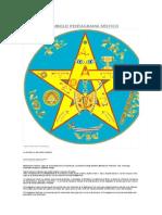 El Signo y Símbolo Pentagrama Místico