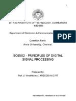 Dsp_ece_5th Sem (2mark Q&A)