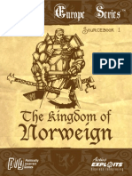 The Kingdom of Norweign