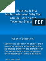 Statistics Motivation