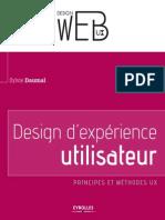 Design d Experience Utilisateur Principes Et Methodes Ux