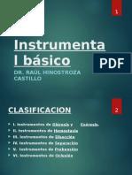 Instrumental Básico