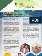 Edição nº 13 Janeiro/2010 SESI Responsabilidade Social