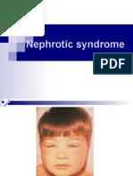 Bahan Kuliah Nefrotik Sindrome