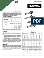 Fire RTD Sensor