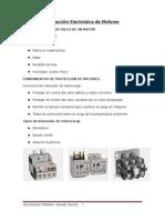 Protección Electrónica de Motores