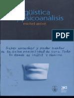 LINGUISTICA Y PSICOANALISIS