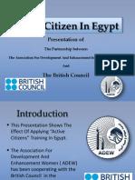 British Council Presentation