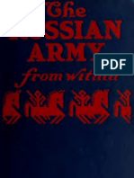 (1914) The Russian Army From Within