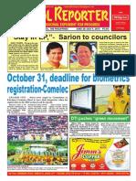 Bikol Reporter June 28 - July 4, 2015