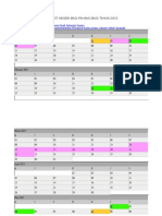 Kalendar Cuti Negeri Pahang 2015