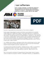 2015-07-02 AIM Fortu La Mirada de Luis Lafferriere
