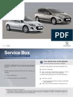 Peugeot 308 SW Handbook